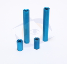 HQ M3x37MM Hex Standoff - BLUE (2pcs) V2