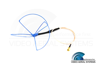 VAS - 1.3 GHz Cloverleaf Antenna (RHCP) Side Feed