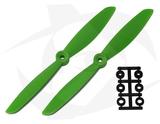 Direct Drive HQ Prop - Glass Fiber - 7x4.5 Green