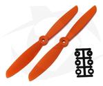 Direct Drive HQ Prop - Glass Fiber - 7x4.5 Orange