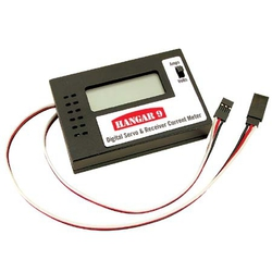Hangar 9 - Digital Servo and Receiver Current Meter - HAN172