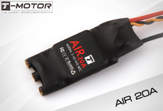 T-Motor ESC - AIR 20A, 3-4 cell, No BEC