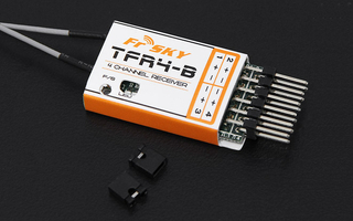 FrSky - TFR4-B 4ch Surface/Air 4ch. FASST Receiver