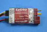 Current Sensor for EZOSD with Deans Style Connectors
