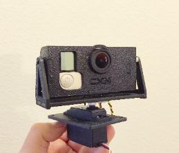 CXN - GoPro Hero Pan & Tilt Version 1 - 2015