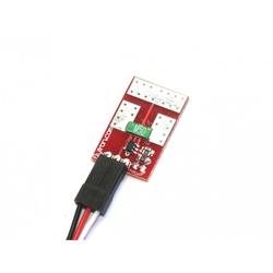 Ultralight 50ah current sensor