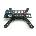 EMAX - Nighthawk 250 Quad Frame Only- (Glass and CF Mix)