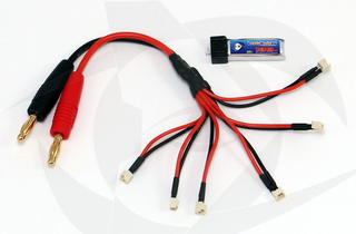 Pico Charge Harness 6p