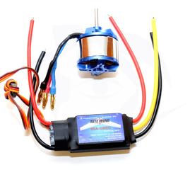 Zephyr III Motor/ESC Package