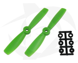 Direct Drive HQ Prop - Glass Fiber - 5X4.5R Green (Bullnose)