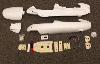 Ac Fuselage Kit