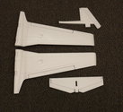 RMRC Lunar Eclipse - Replacement Wing and Tail Set