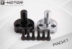 Tiger Motor - M8 BW Prop Adapter for MN3515, 3520, 4010, etc.