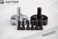 Tiger Motor - M6 BW Prop Adapter for MN3515, 3520, 4010, etc.
