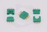 MPX Plug Set - (1 Female and 1 Male)