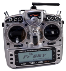 FrSKY TARANIS X9D Plus (Boxed) Mode 2 Pick Your Receiver Combo