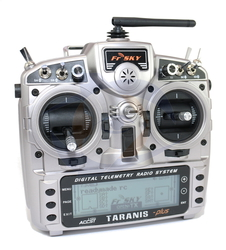 FrSky TARANIS X9D PLUS Transmitter Boxed Mode 2 with R9M