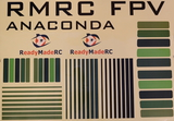 RMRC Anaconda - Snake Decal Kit - GREEN