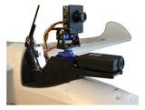 CXN - Bixler 2 FPV Pod V2 + Pan/Tilt Combo