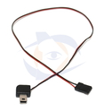 RMRC Light Weight Mobius Gimbal Cable (Male Servo Style) - 28 Ga