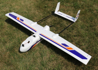 RMRC SkyHunter (Sky Hunter) FPV Plane 1800mm - Kit
