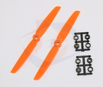Direct Drive HQ Prop - Glass Fiber - 6X3 Orange