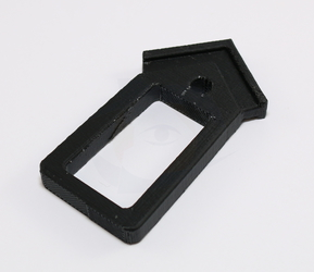 HVL - Transmitter Monitor Tray - Replacement Battery Holder