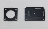 GoPro and CCD Plate for Mini-D - G10 (2PCS)