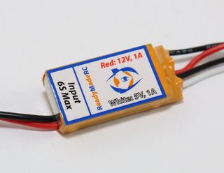 RMRC 5V/12V Dual Step Down Regulator