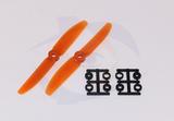 Direct Drive HQ Prop - Glass Fiber - 5x3R Orange