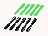 Gemfan Mini Propeller - 45mm (5PCS) GREEN