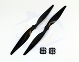 Gemfan Carbon Fiber Propeller - 14 x 7 (2PCS, 1CW & 1CCW)