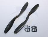 Gemfan Carbon Fiber Propeller - 8 x 4.5 (2PCS, CW & CCW)