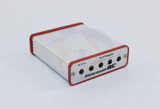 PowerBoxAV Audio Video and Power Distribution Box