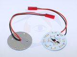 LED Navigation Light Disc - with JST plug (White)
