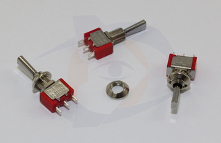 FrSky - Replacement 3-Way Switch for Taranis (Short)