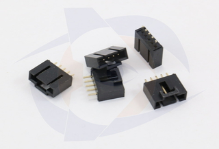 IRC Female Connector with Male Pins (5 pcs)