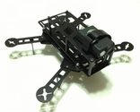 "Drone Frames - G-10 DRQ250 ""Mini-D"" - Glass Fiber"
