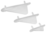 "DuBro 2-3/8"" Wing Tip/Tail Skid #992 (2pcs)"