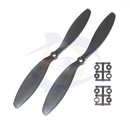 Slow Fly HQ Prop - Carbon Composite - 8x4.5R