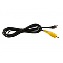 Fat Shark Video Only RCA Cable - 2m