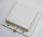 5.8 GHz 11 dBi Flat Patch Antenna - Integral SMA-Female Connecto
