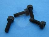 Socket Head Cap Screws, M3 x 10mm (4pcs)