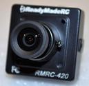 RMRC-420 420 Line CCD Camera (PAL)