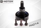 Tiger Motor - M8 CCW Prop Adapter for MT3515, 3520 Motors