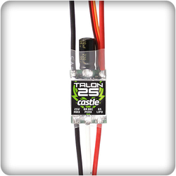 Castle Creations Phoenix Talon 25 Brushless ESC w/BEC