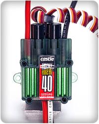 Castle Creations Phoenix Edge HV 40 Brushless ESC