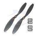 Slow Fly HQ Prop - Carbon Composite - 10x4.7R