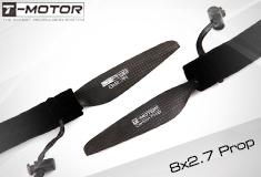T-Motor Carbon Fiber Prop (2pcs) - 8 x 2.7
