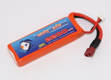 RMRC 2200mAh 2S 35C Lipo Pack - T Connector PICKUP ONLY